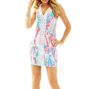 Lilly Pulitzer Lynne Shift Dress Sz 2